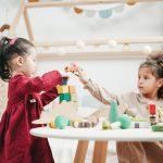 Werken bij een kinderopvang